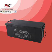 Solar Battery Deep Cycle Battery 12v 160ah AGM Lead Acid Battery