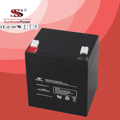 SPT Series 12V4.5AH Sealed Maintenance Free VRLA/SLA AGM Battery for UPS