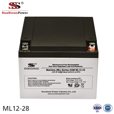 Sunstone Power 12V 28AH Best Price for AGM Deep Cycle Battery