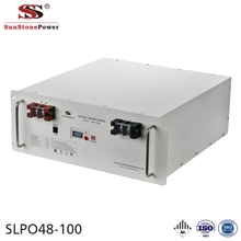 Sunstone Power Lithium Battery 48V 100AH Battery Bank for Telecom