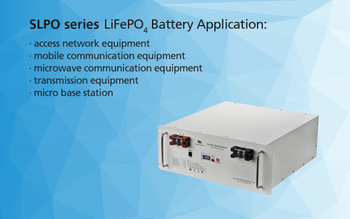 New Arrival of A 48V LiFePO4 Battery Bank