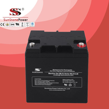 Deep Cycle 12V28AH Gel Lead Acid Solar Battery