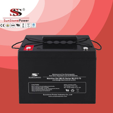 Deep Cycle 12V 70AH Gel Lead Acid Solar Battery