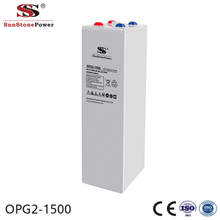 Sunstone Power OPzV 2V 1500AH Factory Direct Supply Solar Battery