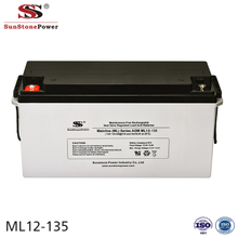 Sunstone Power 12V 135AH Energy Battery Backup Lead Acid Battery
