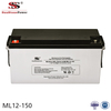 Sunstone Power 12V 150AH Deep Cycle AGM Solar Battery For Telecom